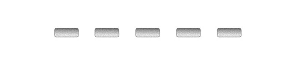 Купить Ластик для механического карандаша 0, 5 мм (5 шт) CROSS 8406, Белый