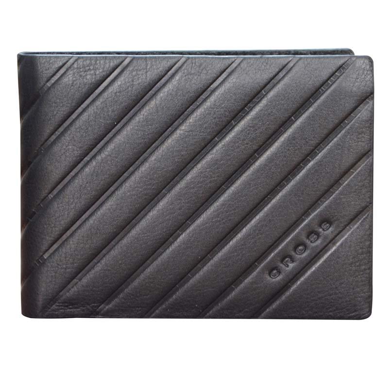 Купить Кошелёк Grabado CROSS AC178072-1, Черный