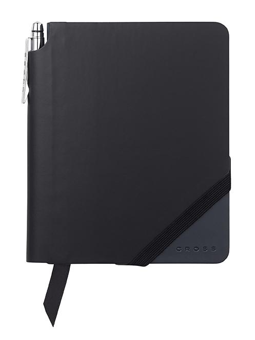 Купить Записная книжка малая с ручкой CROSS AC273-2S, Синий, Jot Zone