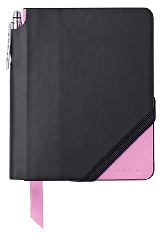 Купить Записная книжка малая с ручкой CROSS AC273-4S, Розовый, Jot Zone