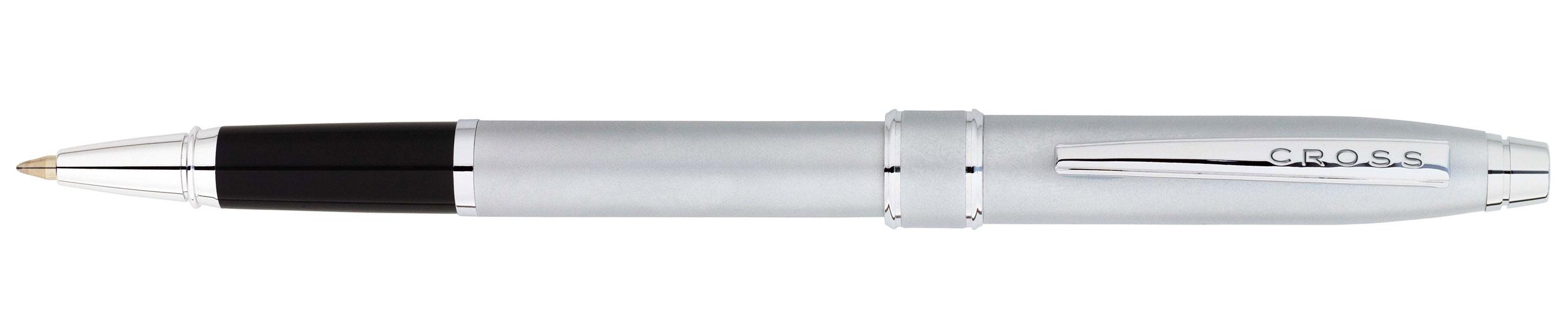 Купить Ручка-роллер CROSS AT0175-2, Серебристый, Stratford