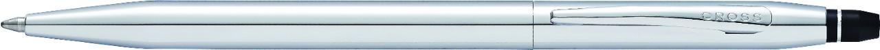 Купить Ручка шариковая CROSS AT0622-101, Серебристый, Click