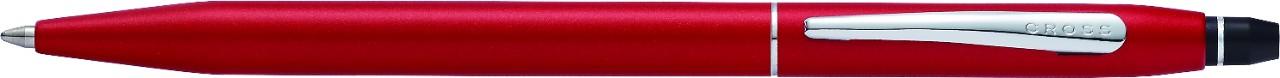 Купить Ручка шариковая CROSS AT0622-119, Красный, Click