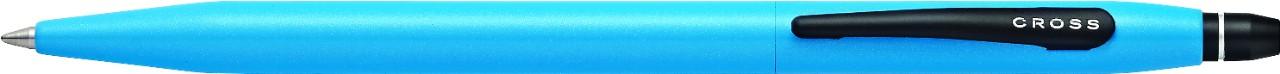 Купить Ручка-роллер CROSS AT0625-14, Голубой, Click