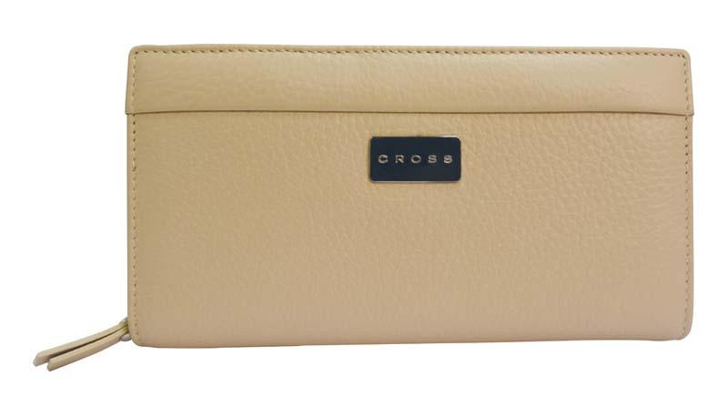 Купить Клатч-кошелёк Melody CROSS AC638374-7, Бежевый