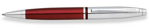 Ручка шариковая<br/>Calais™ Chrome / Red Lacquer<br/>AT0112-8
