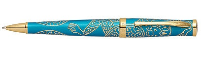 Ручка шариковая<br/>Zodiac - Year of the Monkey Brushed Teal Lacquer<br/>AT0312-22