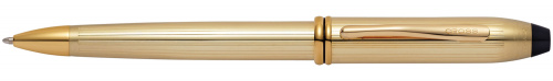Ручка шариковая<br/>Townsend® 10K Gold Filled / Rolled Gold<br/>702TW