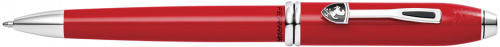 Ручка шариковая<br/>Cross for Scuderia Ferrari Glossy Rosso Corsa Red Lacquer<br/>FR0042-57